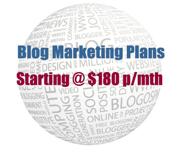 Blog Marketing Plans - Banner Link