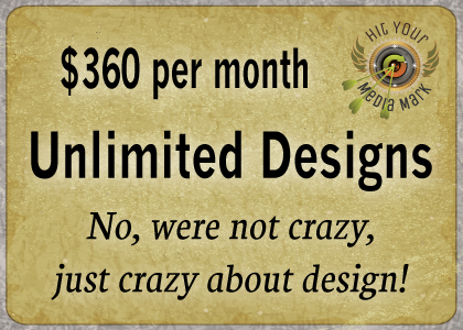 Unlimited Designs 360 Per Month