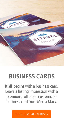 Business Card Banner Link