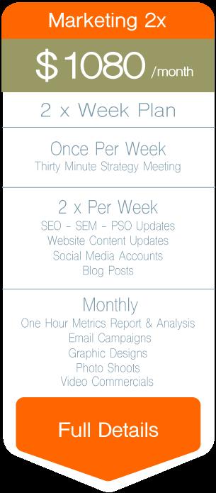 Marketing 2 x banner ad link